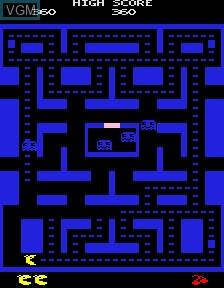 Ms. Pacman 2600