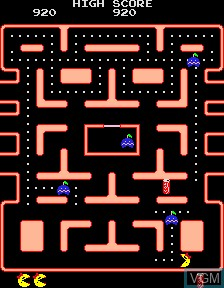 Ms. Pac-Man 6M
