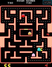 Ms. Pac-Man Plus