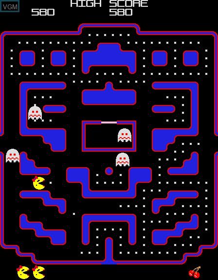 Ms. Pac-Man PlusX