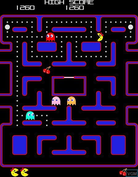 Ms. Pac-ManX
