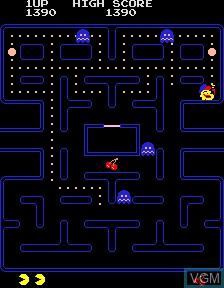 Pac-Man / Popeye