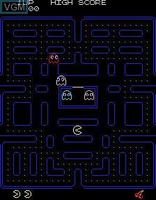 Vector Pacman