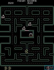 Vector Pac-Man Plus