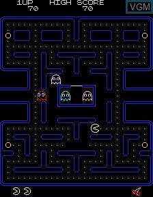 Vector Pac-Man