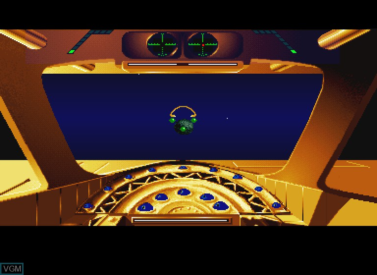 Image in-game du jeu Inca sur Philips CDI