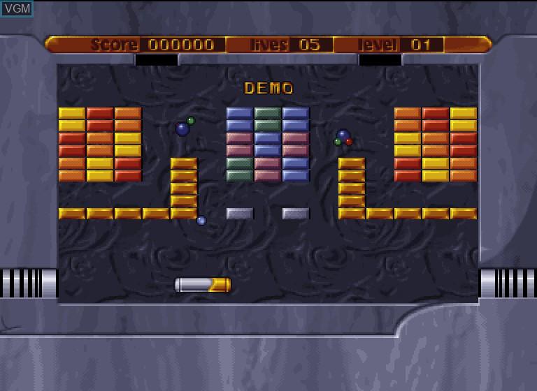 Image in-game du jeu Golden Oldies II sur Philips CDI