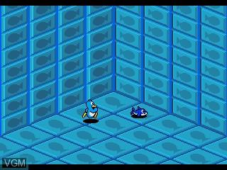 Image du menu du jeu Pepe's Puzzles sur Sega Pico