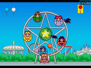 Image in-game du jeu Bishoujo Senshi Sailor Moon Sailor Stars - Tokimeki Party sur Sega Pico