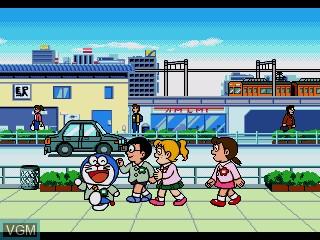 Doraemon Eigo de Asobou ABC