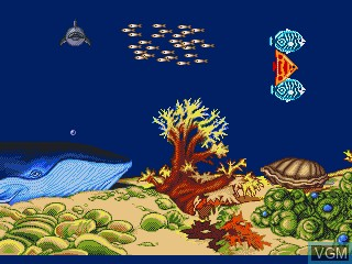 Ecco Jr. and the Great Ocean Treasure Hunt!