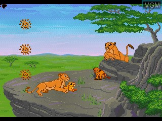 Lion King, The - Adventures at Pride Rock