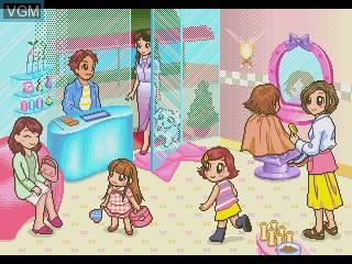 Oshare Pico - Suteki ni Henshin! Runa-chan no Oshare Hair Salon