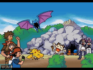 Pocket Monsters Advance Generation - Minna de Pico - Pokemon Waiwai Battle!