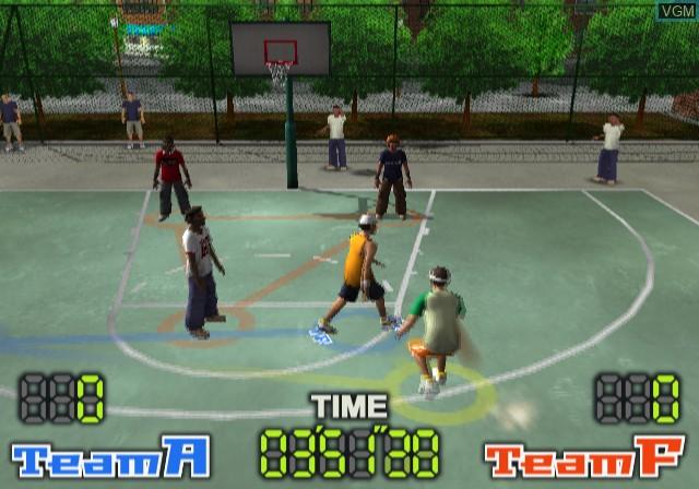Basketball Xciting