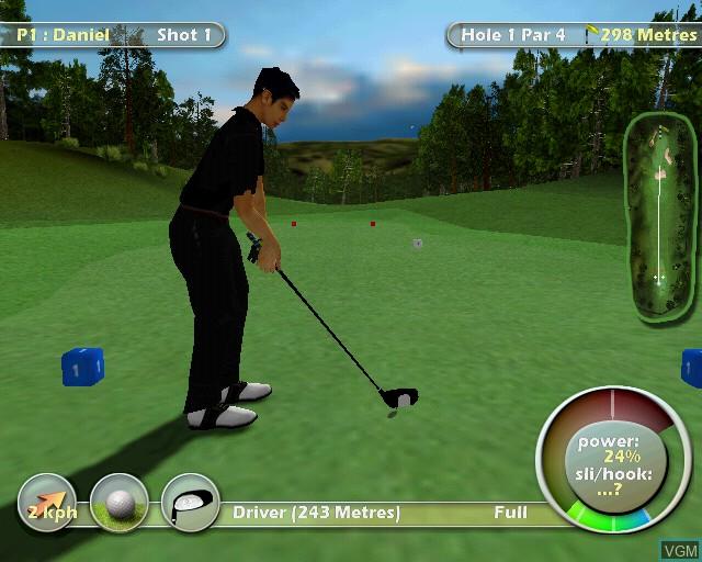 International Golf Pro