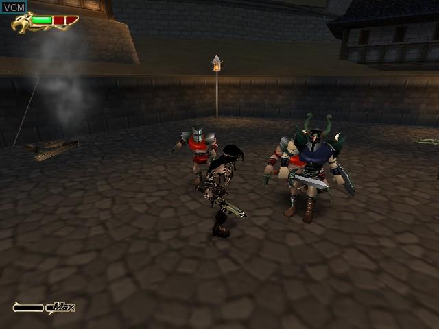 Kaan - Barbarian's Blade