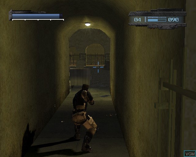 Image in-game du jeu kill.switch sur Sony Playstation 2