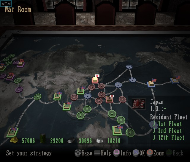 P.T.O. IV - Pacific Theater of Operations