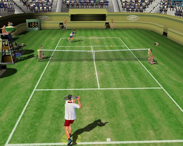 Perfect Ace - Pro Tournament Tennis