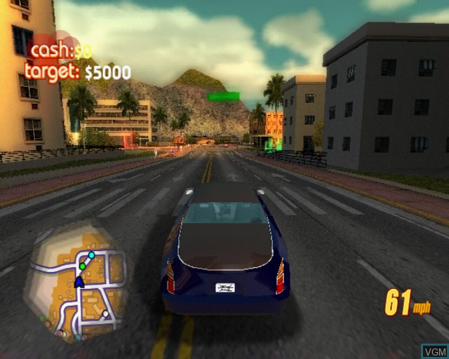 Image in-game du jeu Pimp My Ride sur Sony Playstation 2