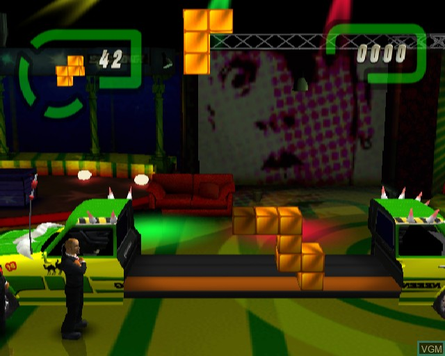 Image in-game du jeu !Que Pasa Neng! sur Sony Playstation 2