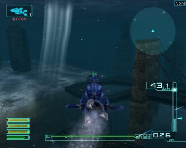 U - Underwater Unit