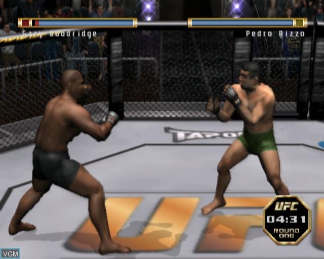 Ultimate Fighting Championship - Throwdown