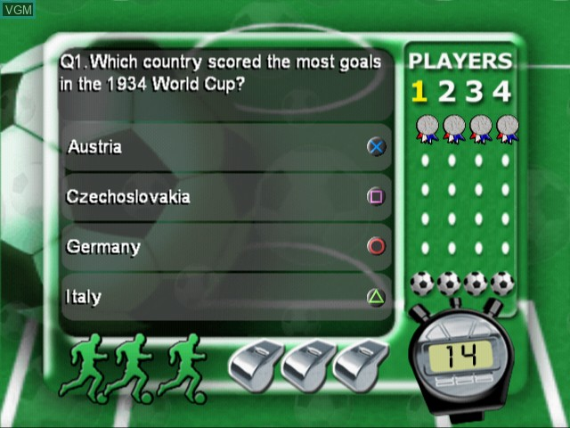 Ultimate World Cup Quiz, The