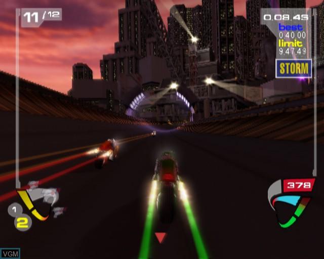 XGIII - Extreme G Racing