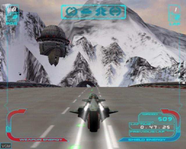 XGRA - Extreme-G Racing Association