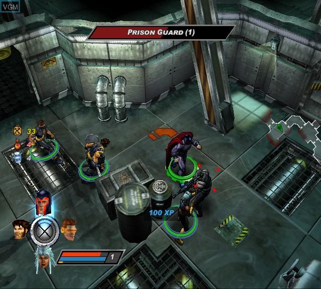 X-Men Legends II - Rise of Apocalypse