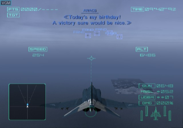 Ace Combat 04 - Shattered Skies