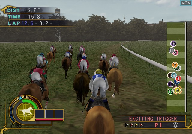 Gallop Racer 2006