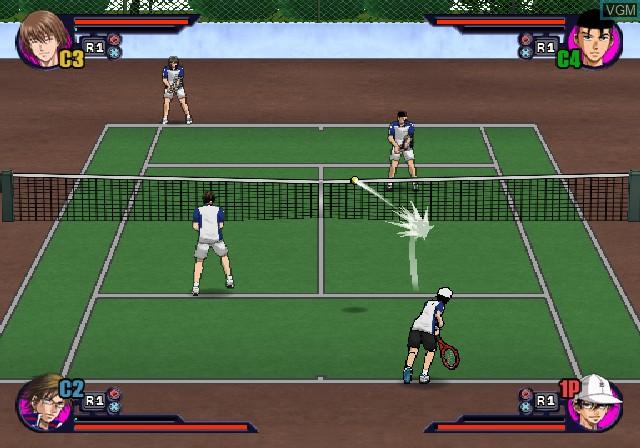 Tennis no Oji-Sama - Smash Hit!