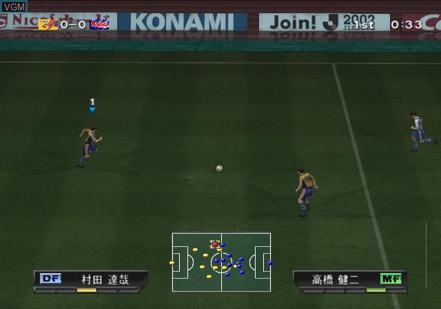 J.League Winning Eleven 6