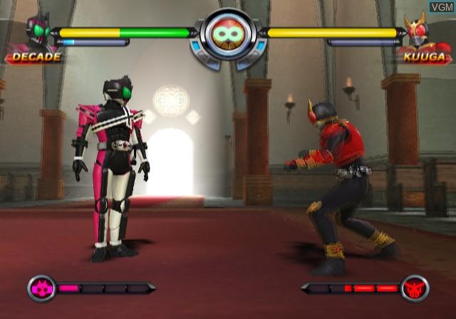 Kamen Rider - Climax Heroes