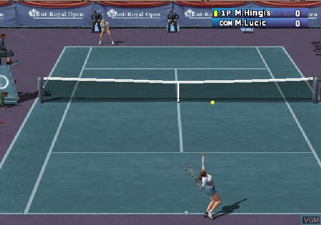 Climax Tennis - WTA Tour Edition