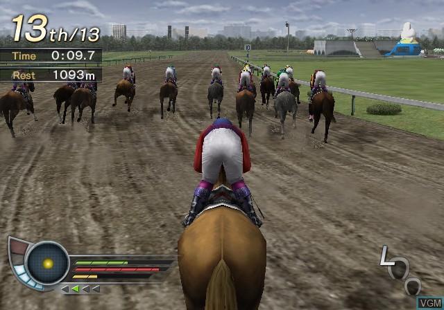 G1 Jockey 3 2003