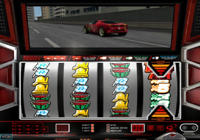 Yamasa Digi World - Collaboration SP Pachi-Slot Ridge Racer
