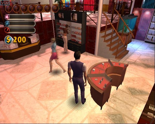Image in-game du jeu 7 Sins sur Sony Playstation 2