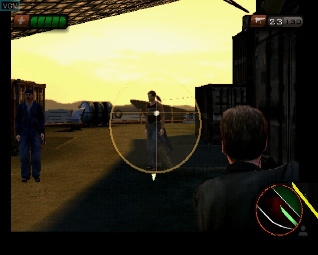 Image in-game du jeu 24 - The Game sur Sony Playstation 2