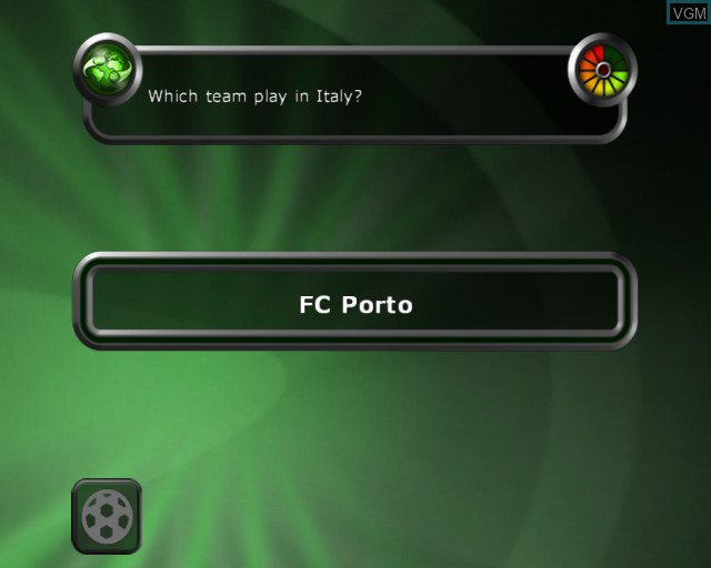Image in-game du jeu Alan Hansen's Sports Challenge sur Sony Playstation 2