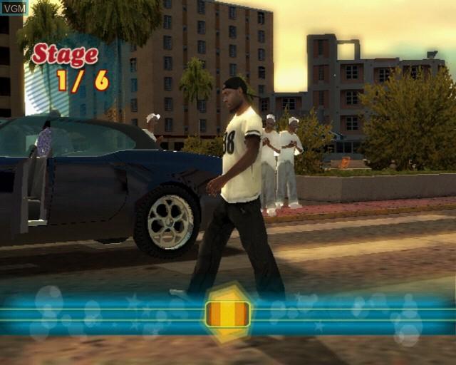 Image in-game du jeu Pimp My Ride sur Sony Playstation 2