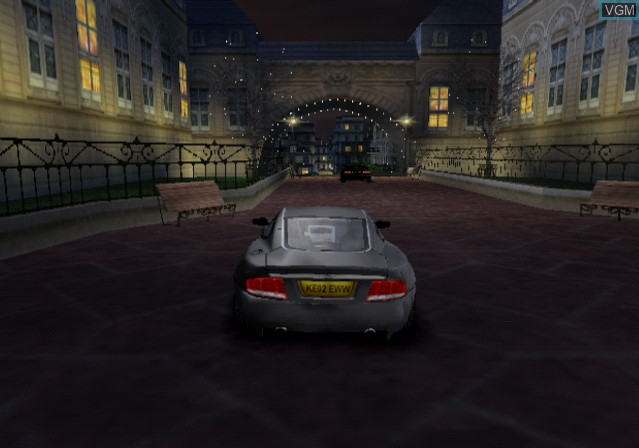 Image in-game du jeu 007 - NightFire sur Sony Playstation 2