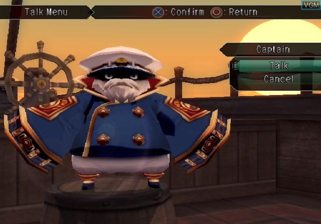 Image in-game du jeu .hack//G.U. Vol. 2//Reminisce sur Sony Playstation 2