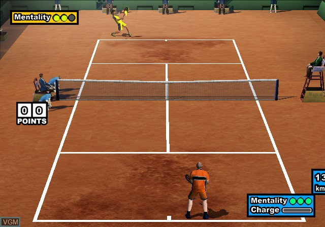 Image in-game du jeu Magical Sports - Hard Hitter sur Sony Playstation 2