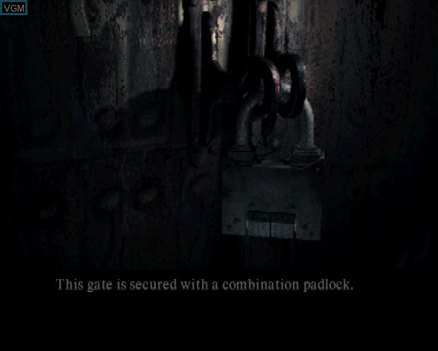 Image in-game du jeu Alone in the Dark - The New Nightmare sur Sony Playstation 2