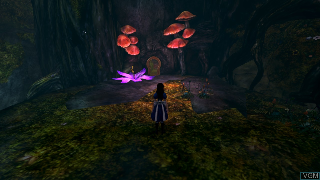 Image in-game du jeu Alice - Madness Returns sur Sony Playstation 3