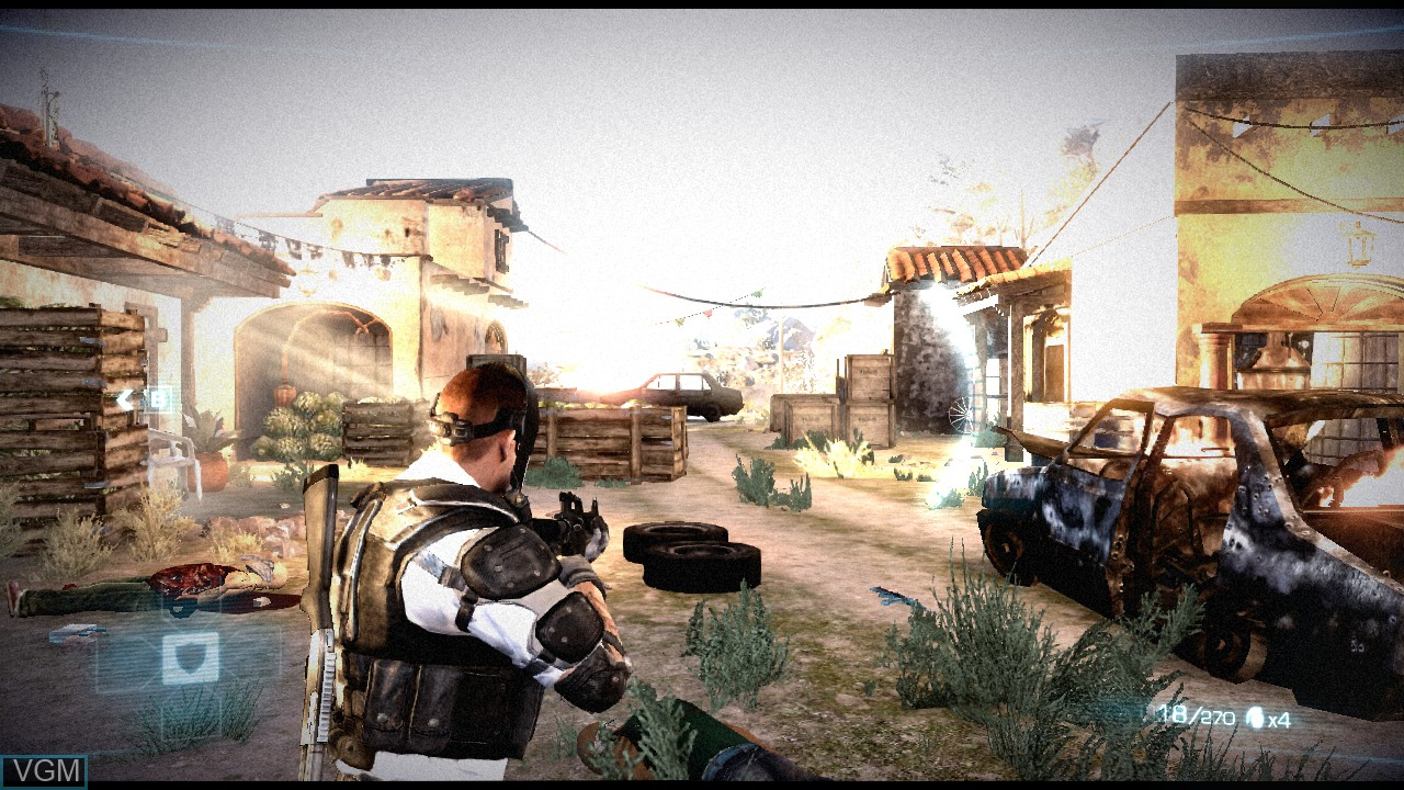 Army of Two - The Devil's Cartel